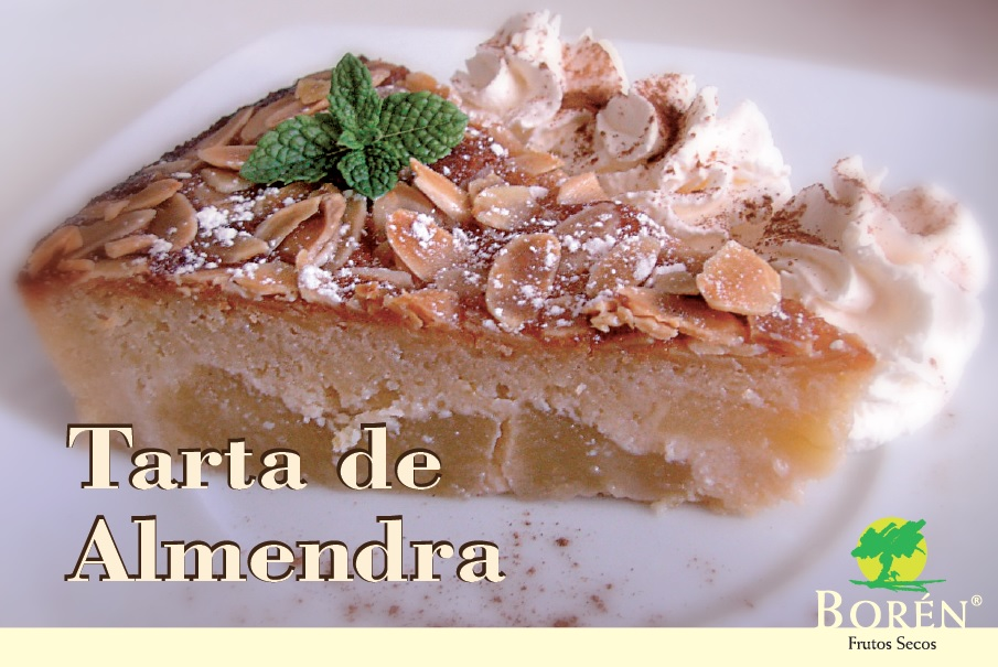 Tarta de Almendras